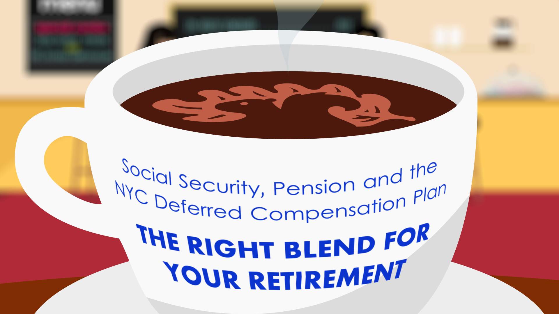 The Right Blend for Your Retirement