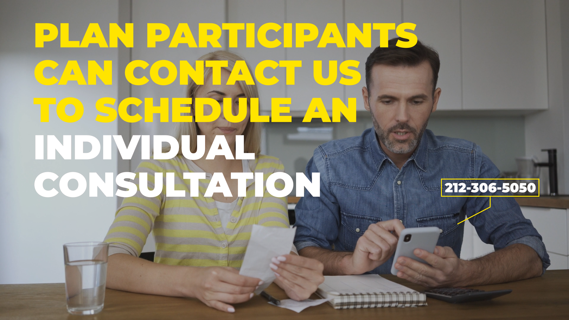 Indivdual Financial Consultation