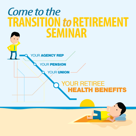 Register for the Transition to Retirement Seminar