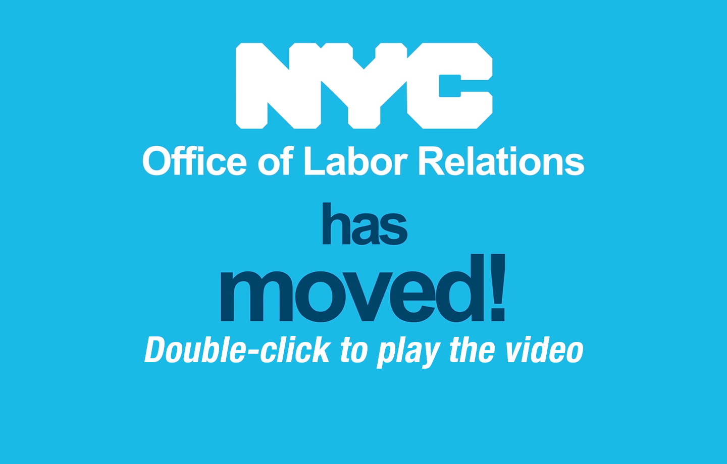 Office of Labor Relations