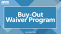 Buy-out Waiver Program