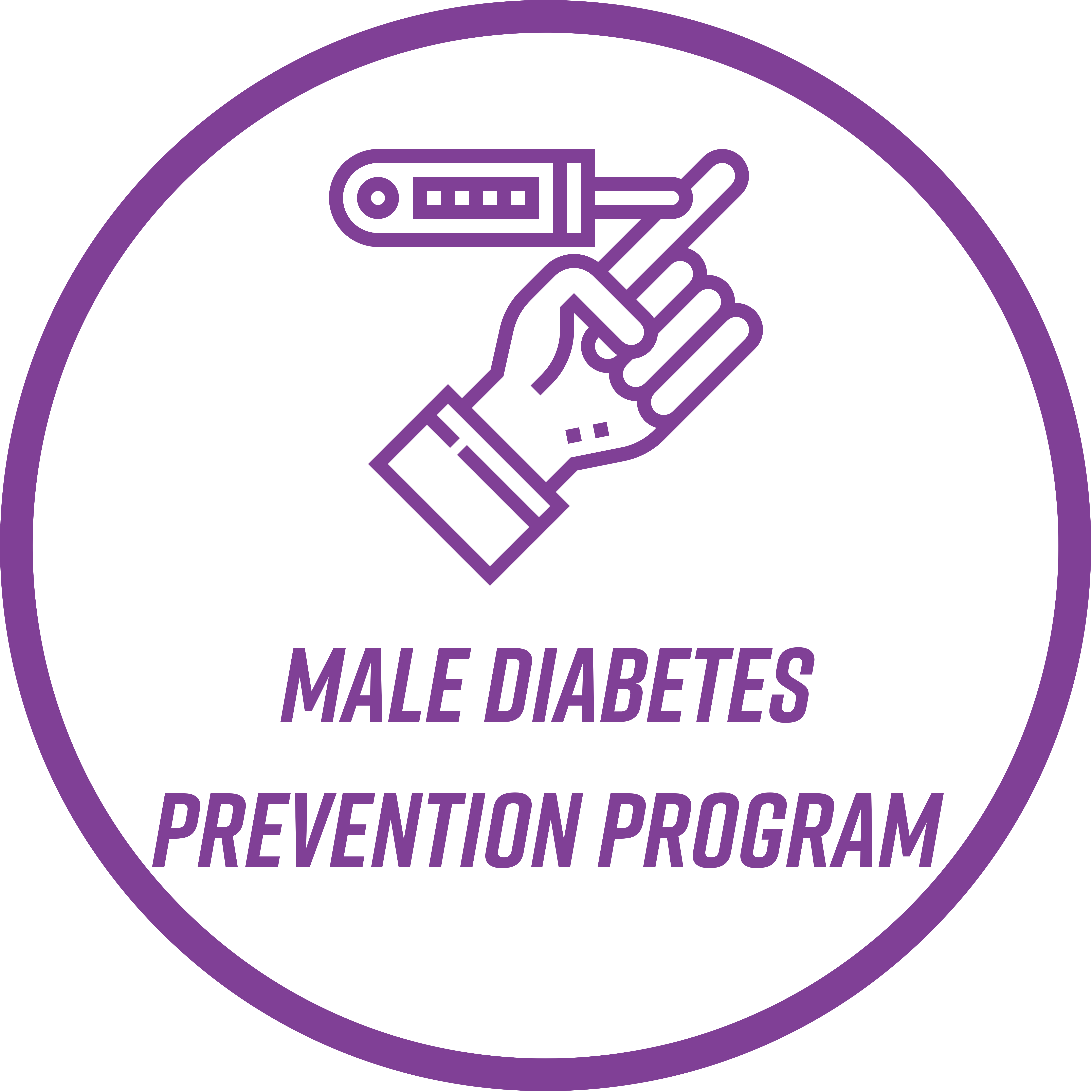 Male Diabetes Prevention