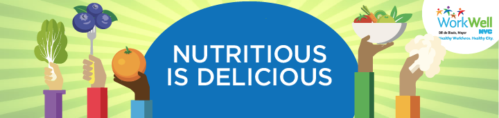 Nutricious is Delicious