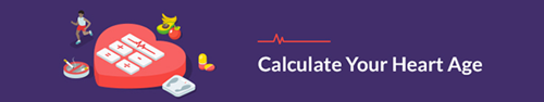 Calculate Your Heart Age