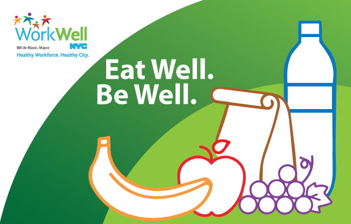 WorkWell Banner March is National Nutrition Month