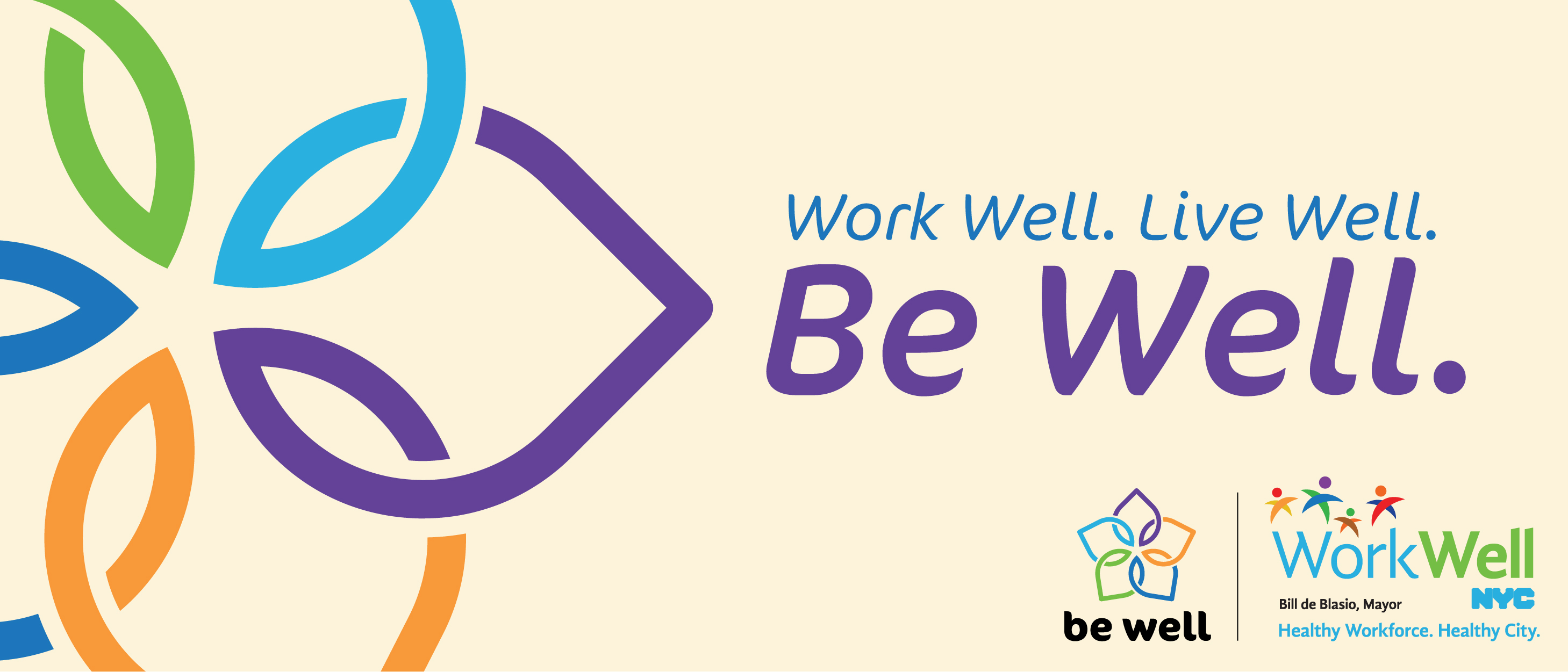 Mental Health Banner - Be Well