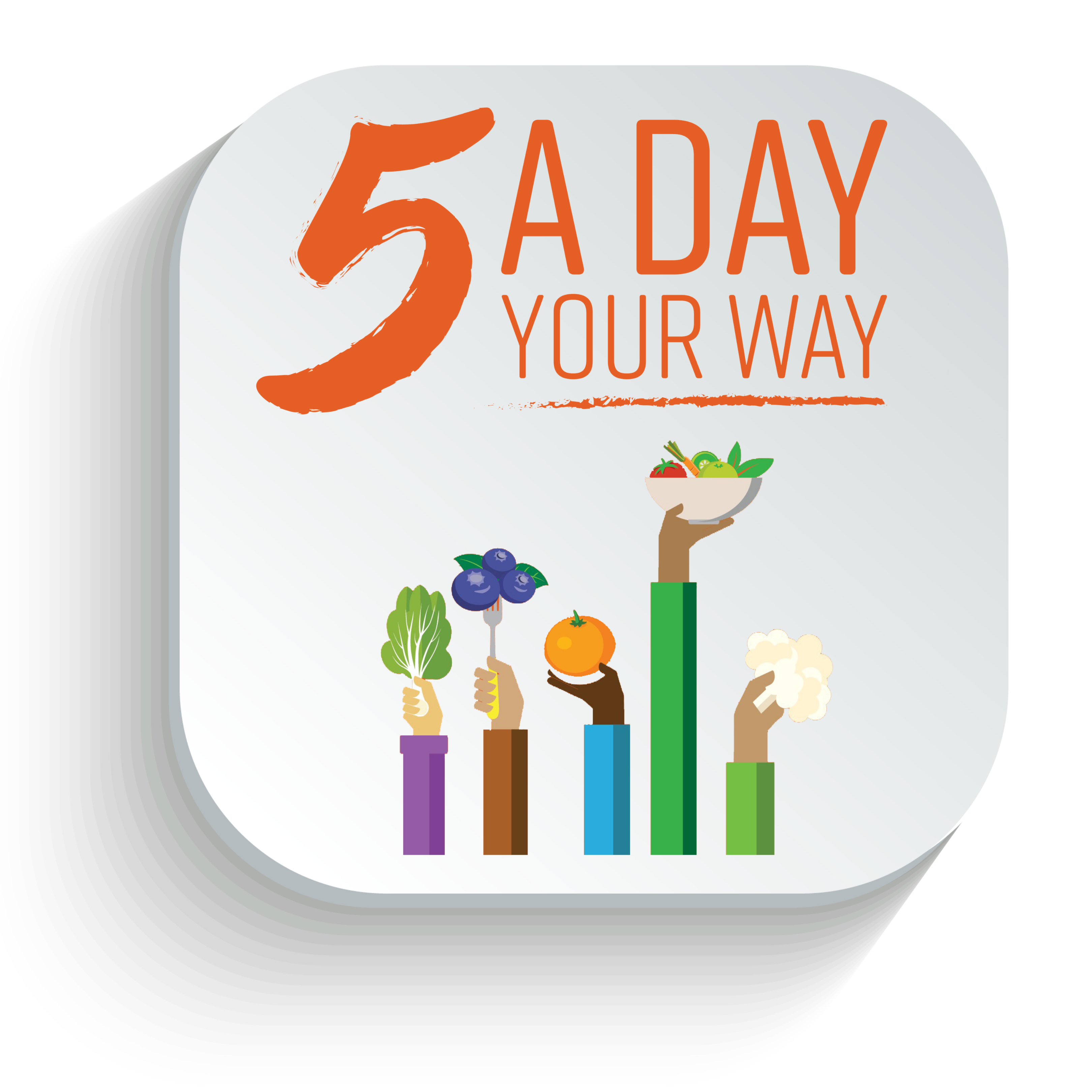 Eat Well - 5 A Day Your Way