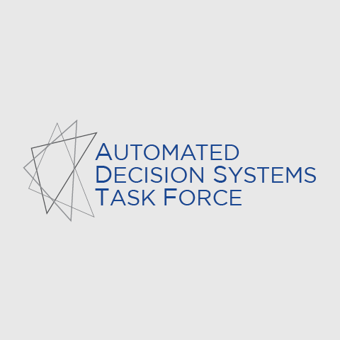 Automated Decision Systems Task Force