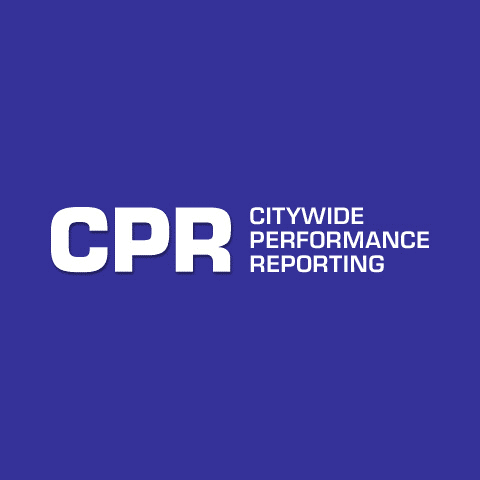 CPR Citywide Performance Reporting
