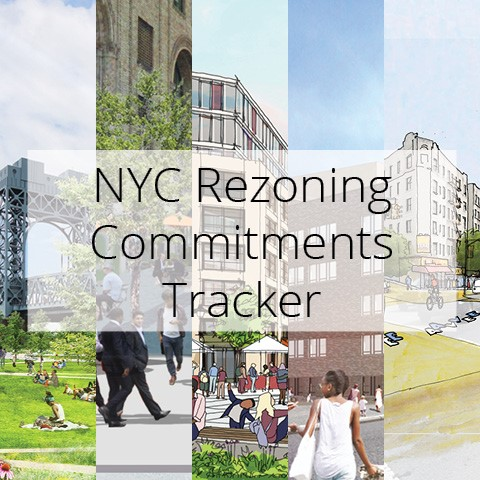 NYC Rezoning Commitments Tracker