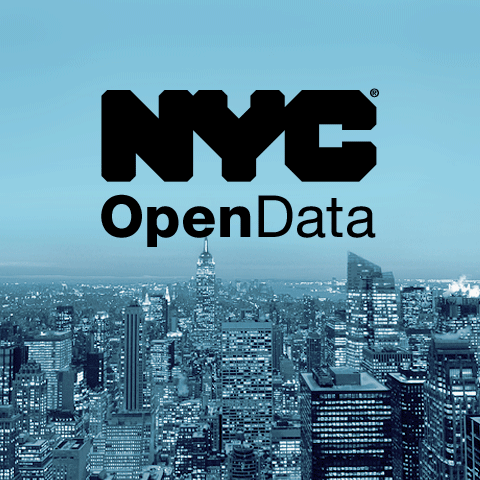 NYC Open Data logo