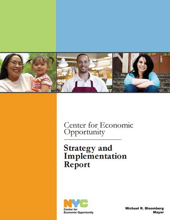 Cover of CEO 2007 Report