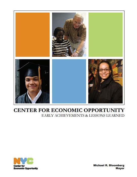Cover of Early Achievement Report 2008