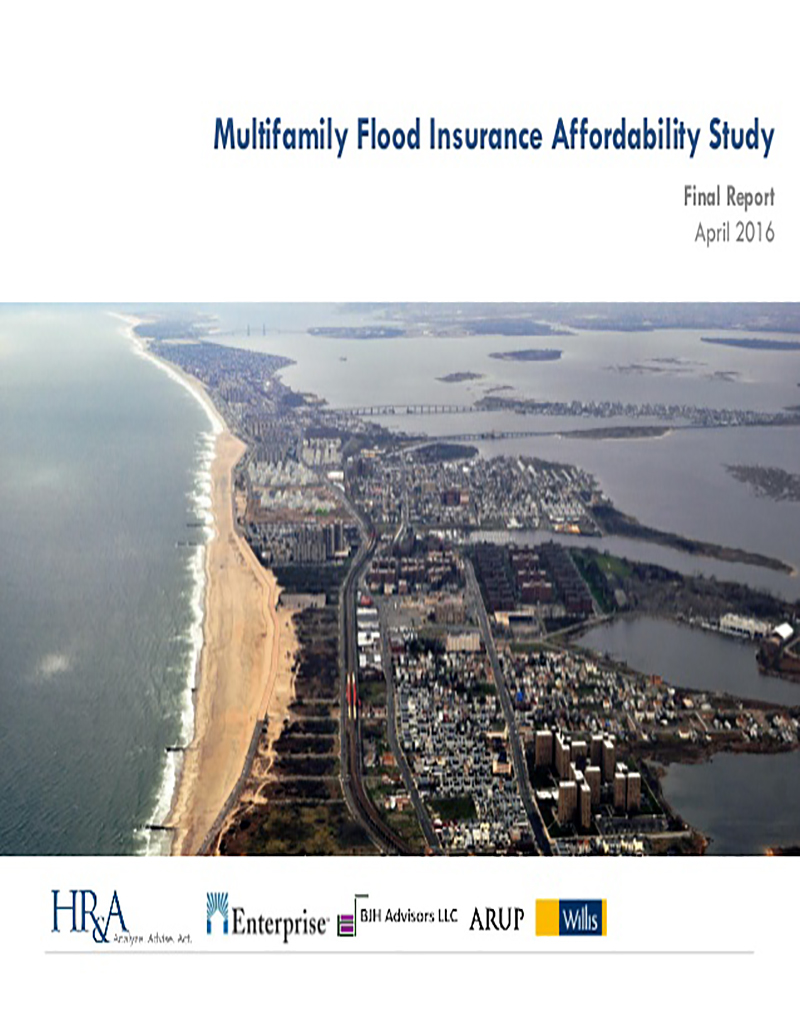 Multi-family flood Insurance