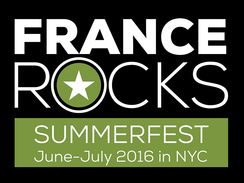 France Rocks Summerfest2016