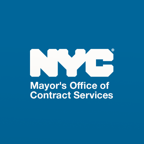 Mayor's Office of Contract Services logo