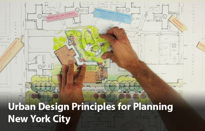 Department of city planning Urban planning and design for the american city