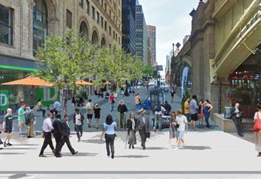 Created as part of the rezoning of Greater East Midtown approved by Council in 2017, the Public Realm Improvement Fund Governing Group's first vote is for projects dedicated to continued economic growth in one of Manhattan's greatest and busiest neighborhoods