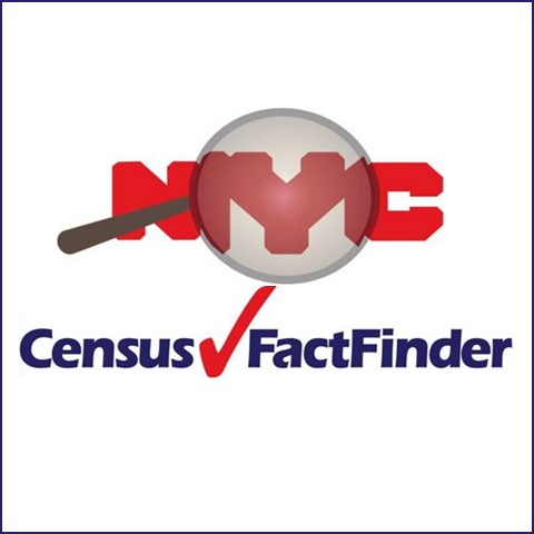 NYC Census FactFinder