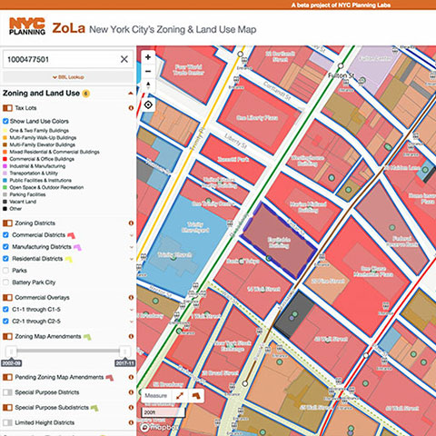 Simple Map Of New York City.Step 1 What Is Allowed Applicant Portal Dcp