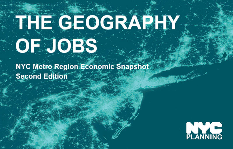 Cover of The Geography of Jobs - 2nd edition