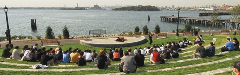 Waterfront Revitalization Program