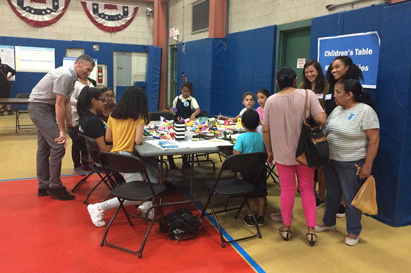 Open House - Kids Table