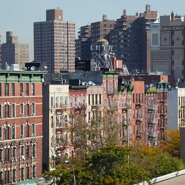 East Village / Lower East Side / Two Bridges, Manhattan