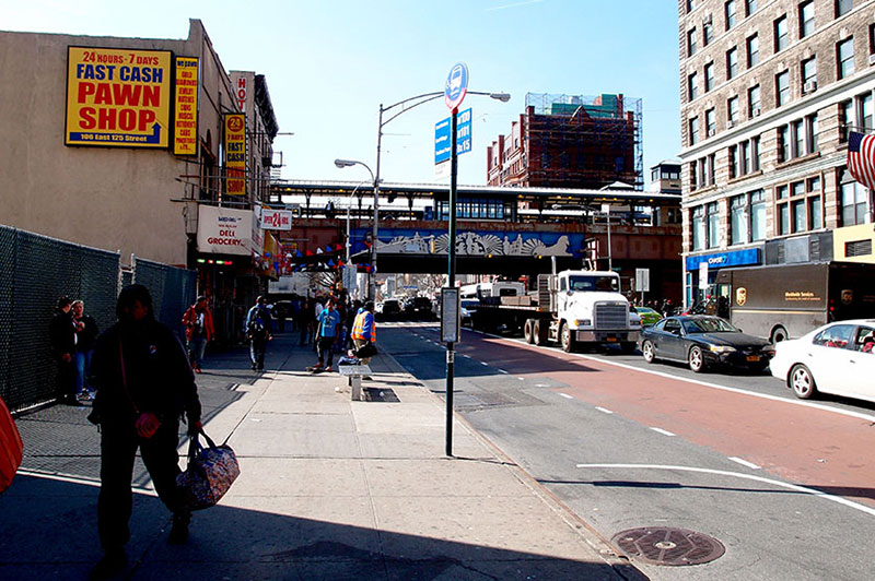 East Harlem Neighborhood Study