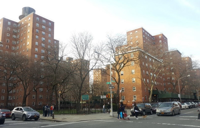 Johnson Houses (NYCHA)