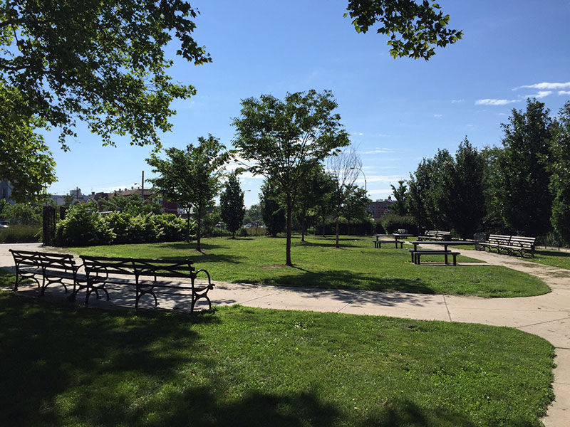 Invest in improvements to existing neighborhood parks and new open spaces