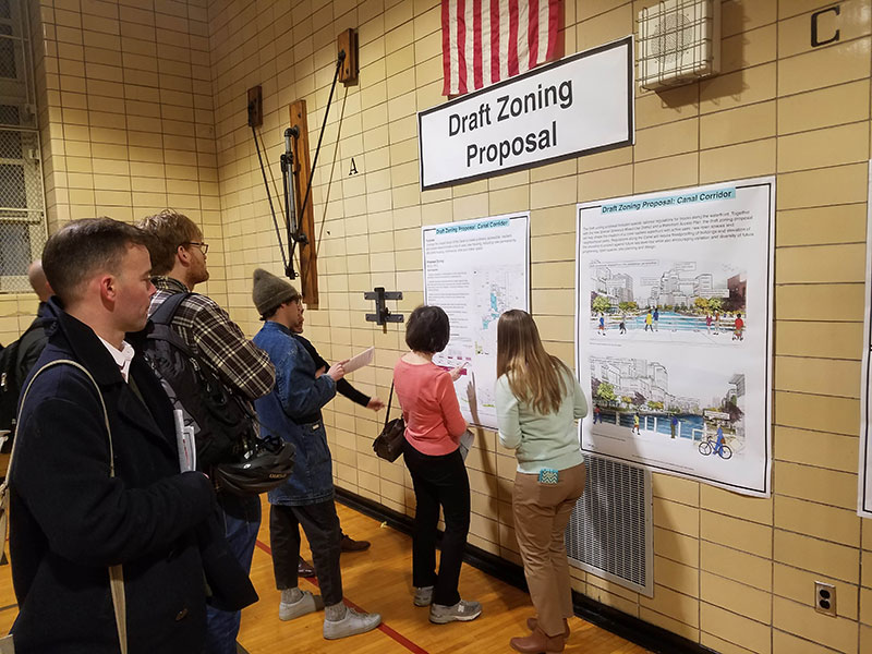 February 2019 Gowanus Draft Zoning Proposal Open House