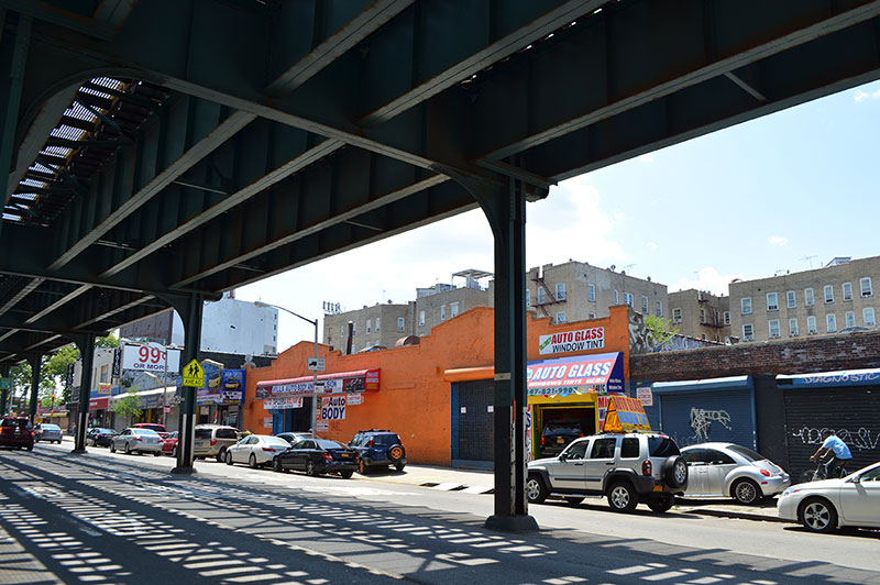 Jerome Avenue Study