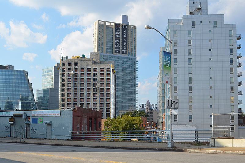 Long Island City Core Neighborhood Planning Study