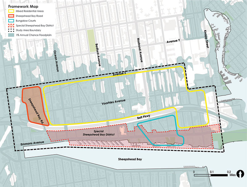 Sheepshead Bay Framework
