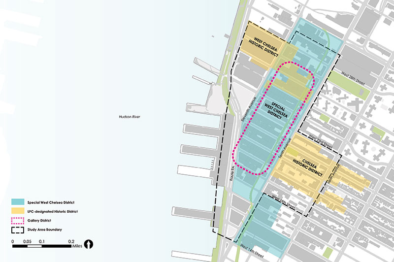 Resilient Neighbohoods - West Chelsea - DCP on