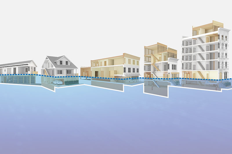 Retrofitting Buildings for Flood Risk