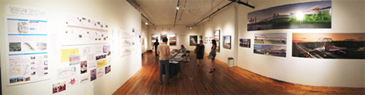 Bronx River Arts Center Exhibit