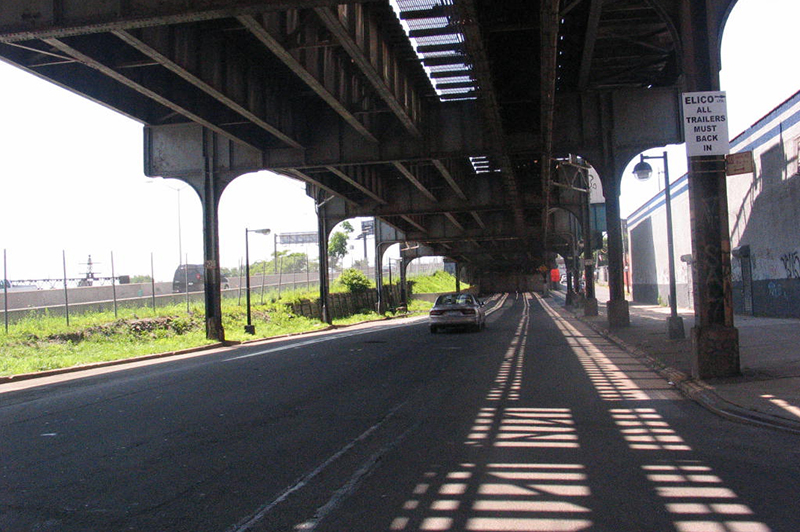 Whitlock station on #6 subway line at Westchester Avenue