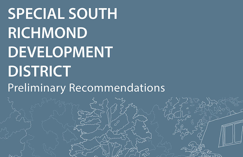 South Richmond Preliminary Recommendations