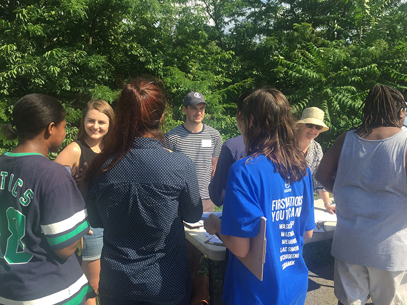 July 15, 2017: Bronx River House Celebration and 5K Canoe Challenge - photo 2