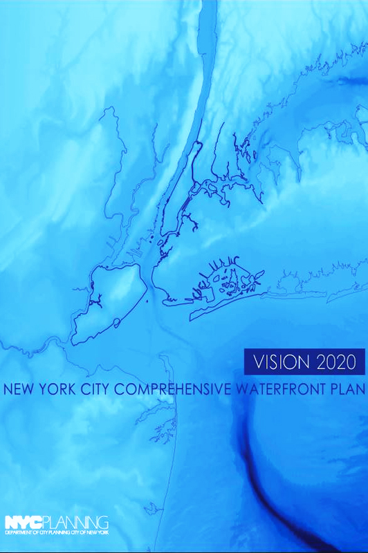 Surprising Nyc Comprehensive Waterfront Plan Largest Home Design Picture Inspirations Pitcheantrous