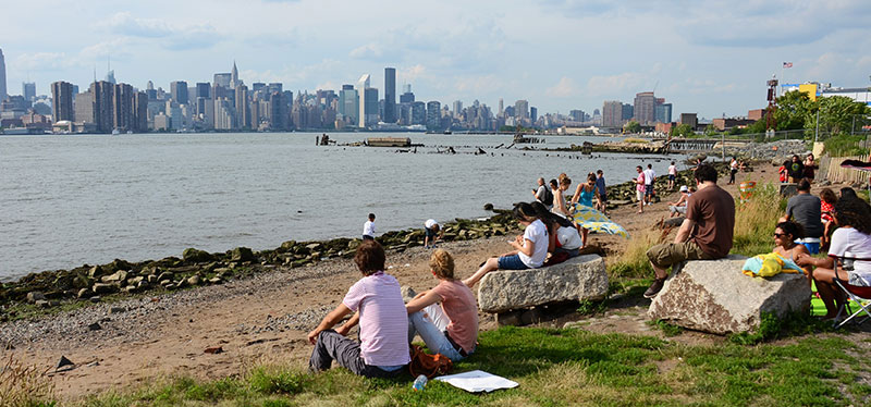 The NYC Comprehensive Waterfront Plan