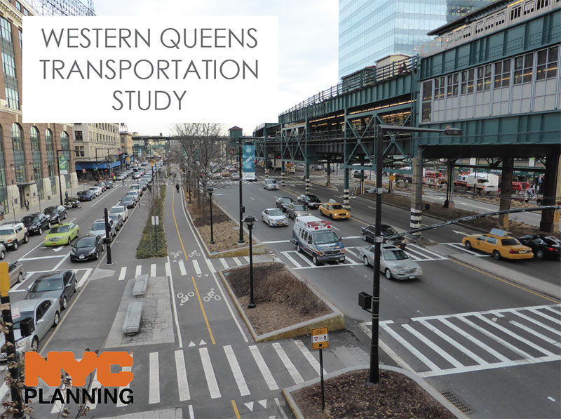 Western Queens Transportation Study