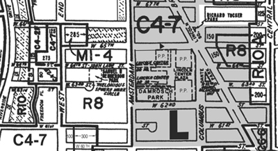 About Zoning Maps - DCP on