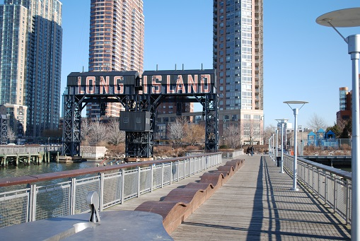 Long Island City Piers