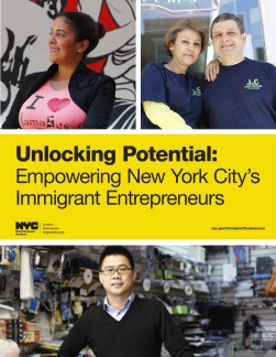 Unlocking Potential: Empowering New York City's Immigrant Entrepreneurs