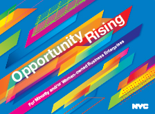 Opportunity Rising for Minority and/or Women-owned Business Enterprises