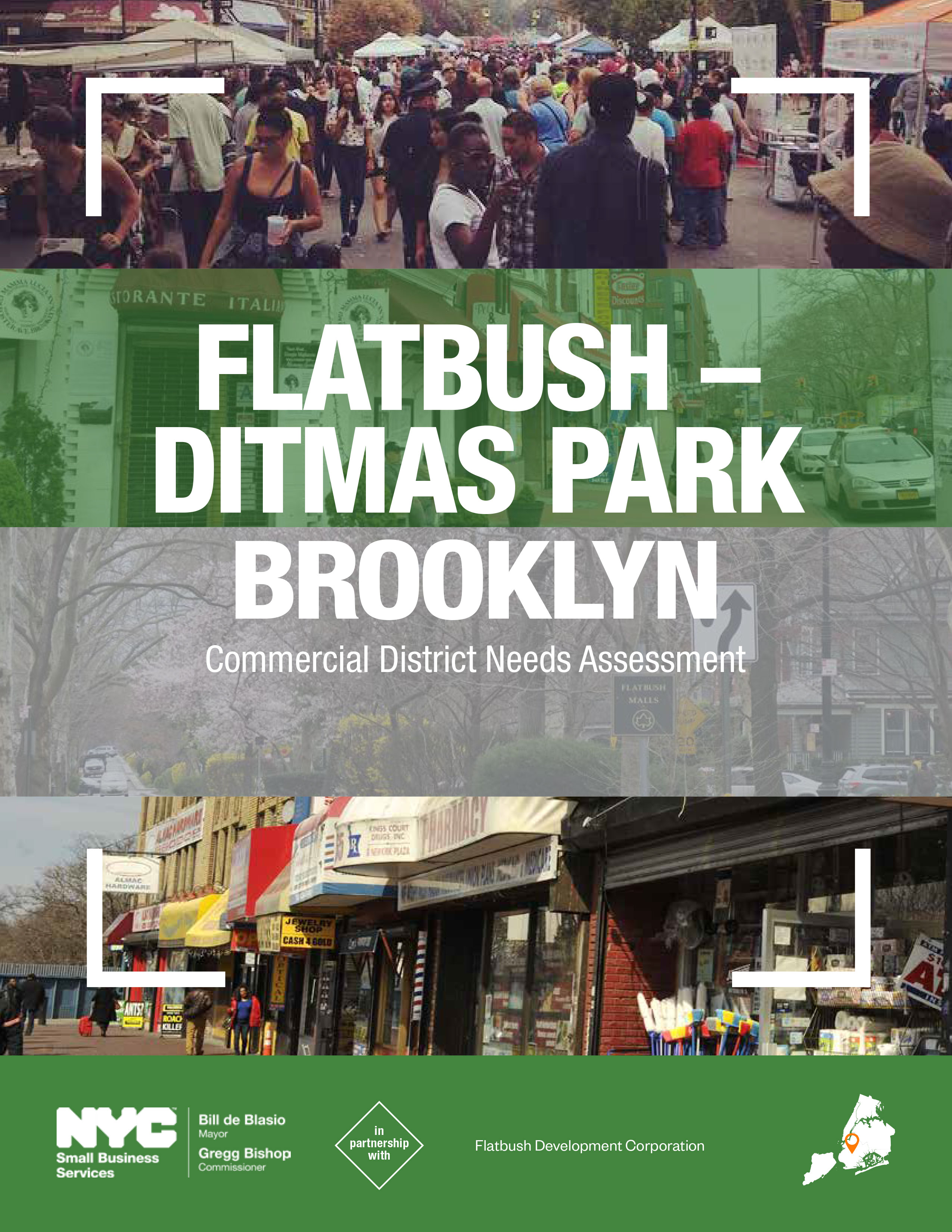 Flatbush - Ditmas Park Commercial District Needs Assessment