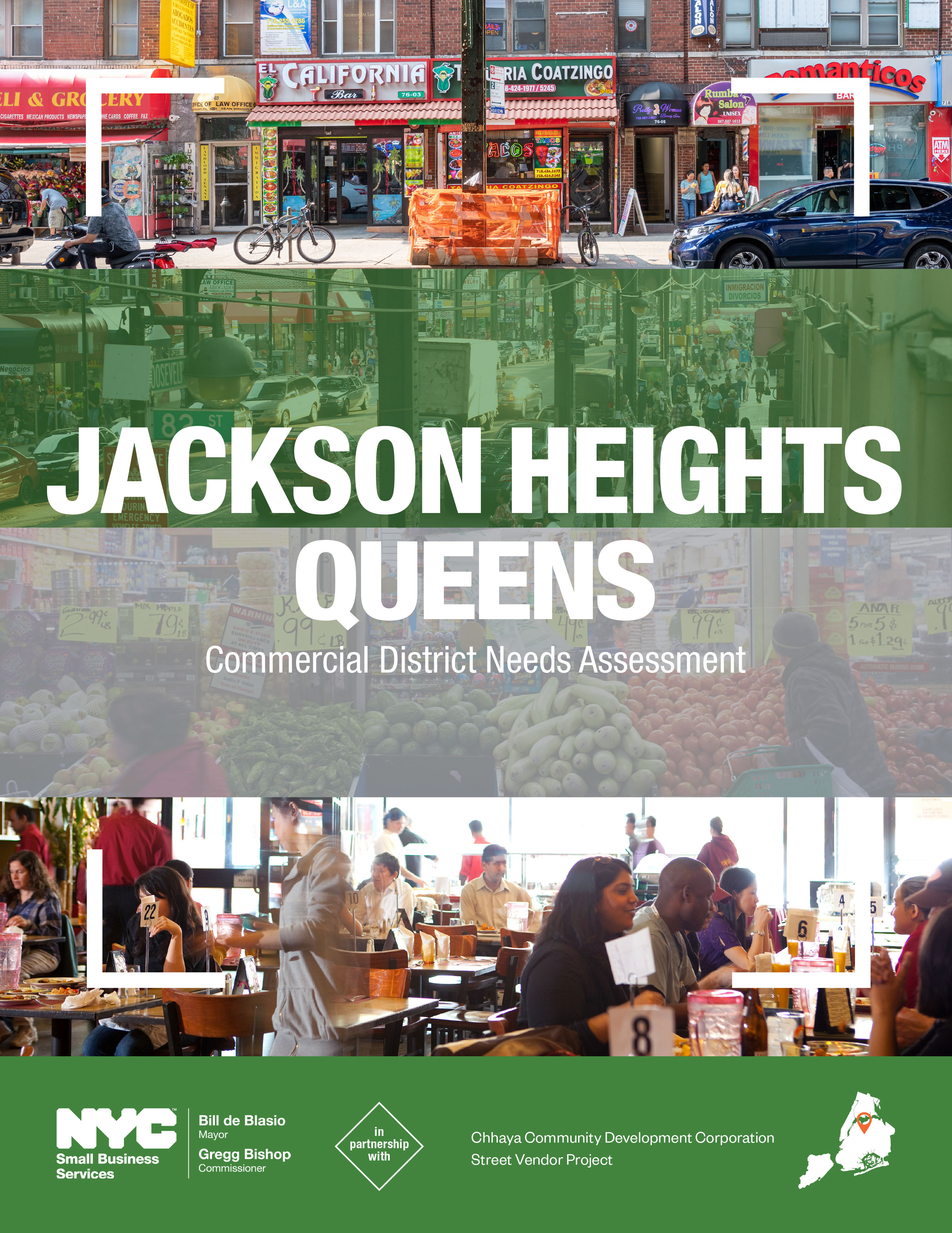 Jackson Heights Commercial District Needs Assessment